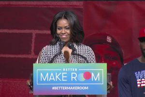 Former First Lady Michelle Obama Partners with Better Make Room