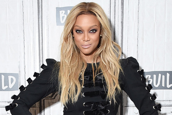 Tyra Banks Launches Strictly Business Podcast!