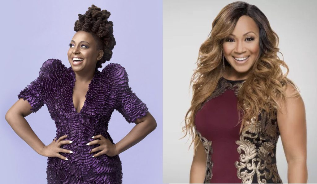 "The National Urban League Hosts ""Women In Harmony: A Celebration Of Sisterhood"" With Ledisi  &  Erica Campbell"