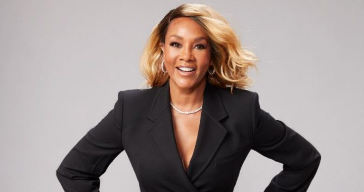 Vivica A. Fox Inspires with Every Day I'm Hustling