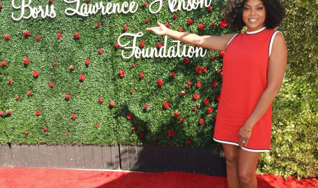 Taraji P. Henson Courageously Opens Up About Mental Illness and the Stigma