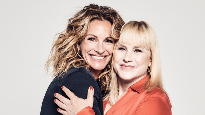 Julia Roberts and Patricia Arquette Still Going Strong in Hollywood after 51!
